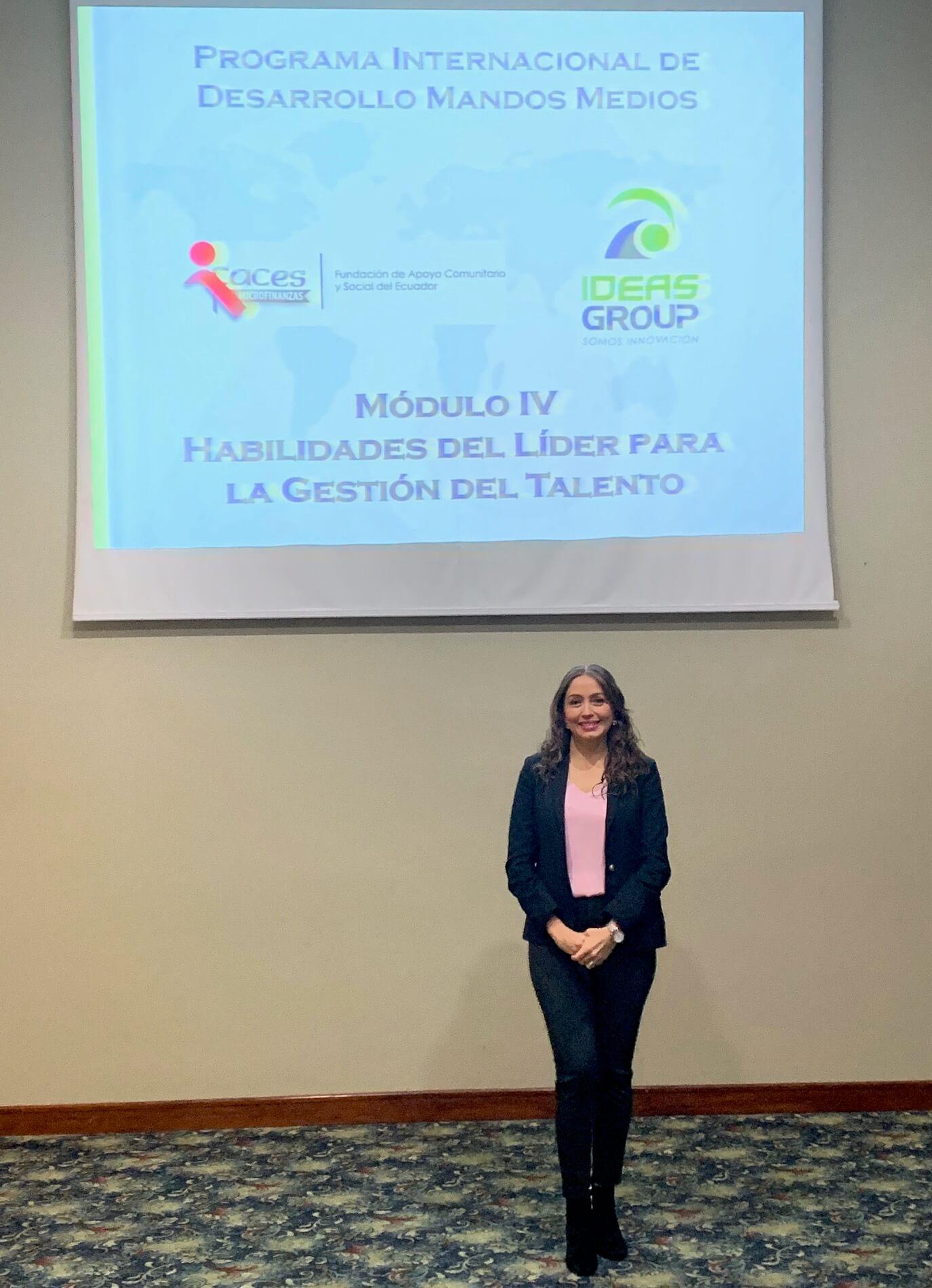 Gestión del talento humano Coach internacional Diana Rivera